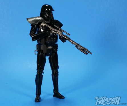 Bandai Star Wars Rogue One Model Kit Death Trooper 03