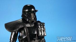 Bandai Star Wars Rogue One Model Kit Death Trooper Close 01