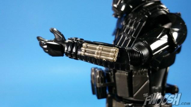 Bandai Star Wars Rogue One Model Kit Death Trooper Close 05