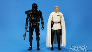Bandai Star Wars Rogue One Model Kit Death Trooper Comparison 03
