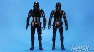 Bandai Star Wars Rogue One Model Kit Death Trooper Comparison 04
