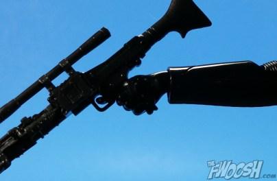 Bandai Star Wars Rogue One Model Kit Death Trooper Hands 04