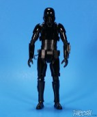 Bandai Star Wars Rogue One Model Kit Death Trooper Yearbook 01