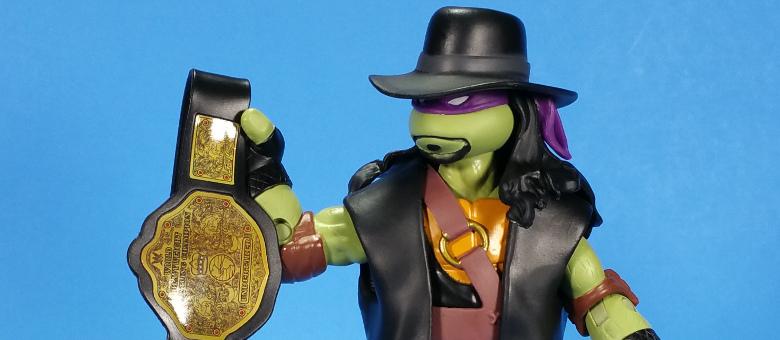 Playmates Toys: Teenage Mutant Ninja Turtles Donatello as