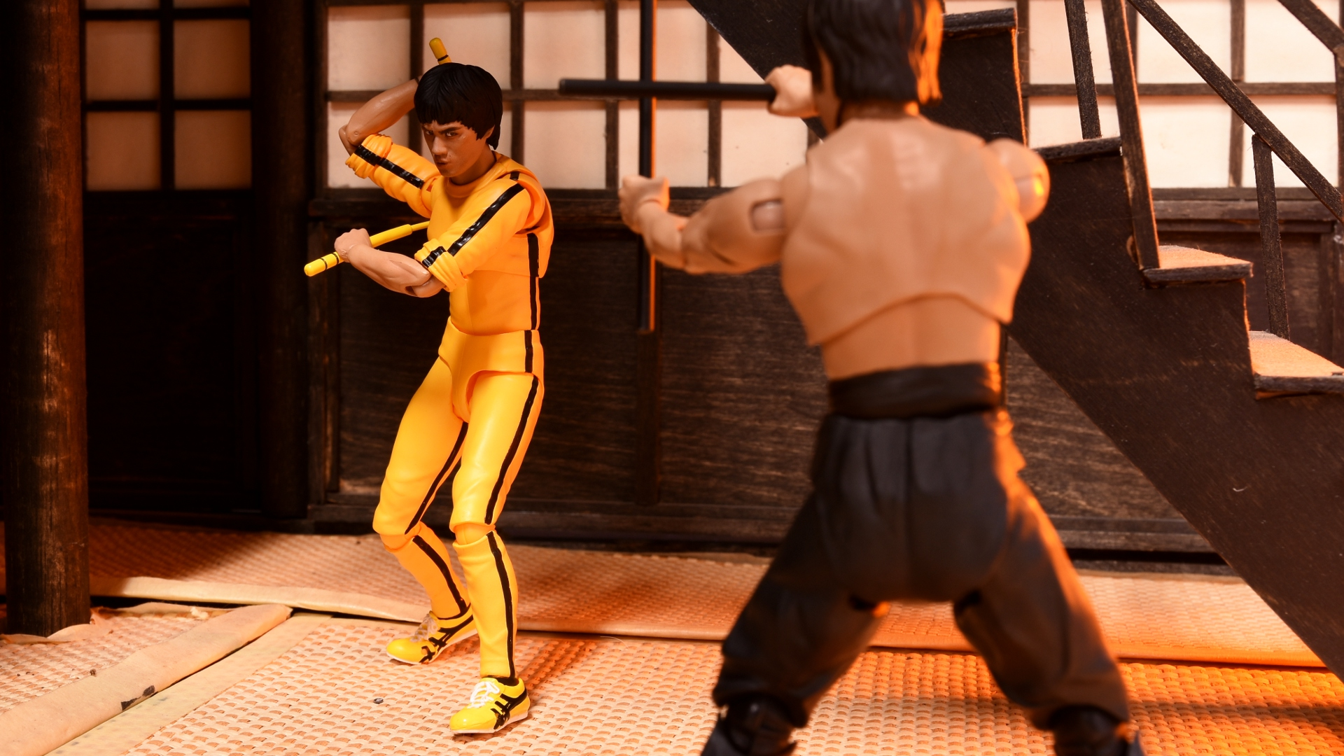 Figuarts Game Of Death Bruce Lee 32
