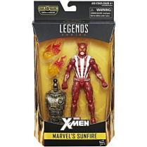 Hasbro Marvel Legends X-Men Warlock Wave Sunfire Product Image 01