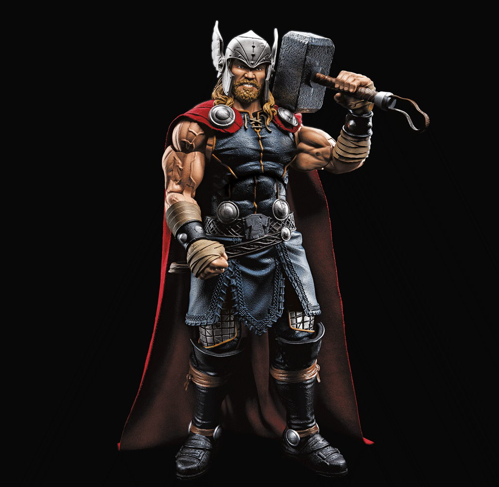 Hasbro Marvel Legends Series 12-inch Figures Revealed! |