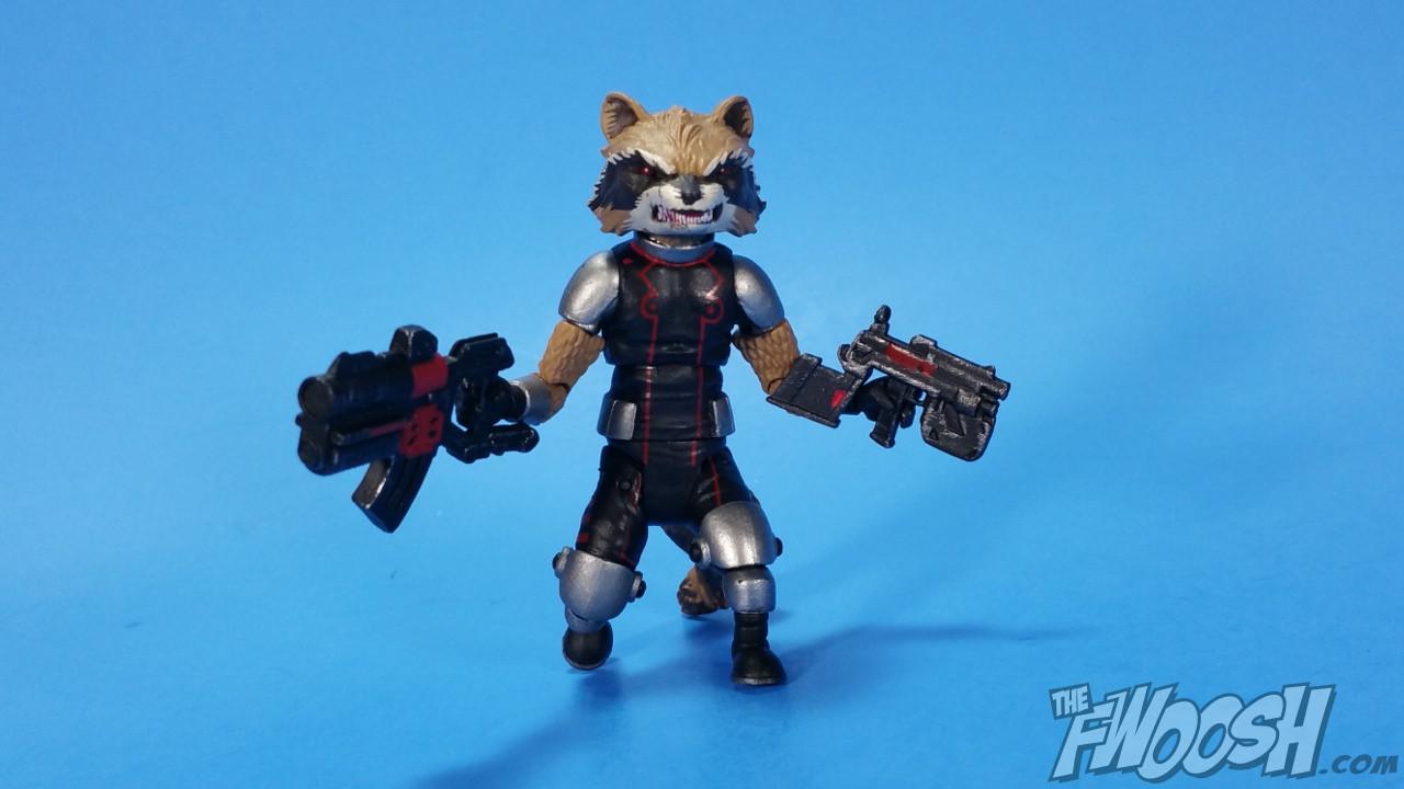 Diamond Marvel Select Guardians of the Galaxy Comic Rocket