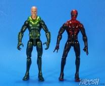 Hasbro Marvel Legends Ultimate Spider-Man and Vulture 2 Pack Comparison 02