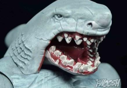 Mattel-DC-Comic-Multiverse-King-Shark-Review-mouth