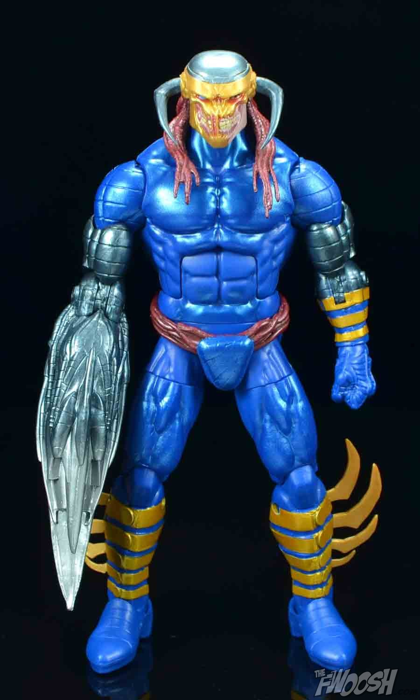 hasbro marvel legends guardians   galaxy vol  deaths head ii  fwoosh