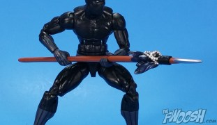 Hasbro Marvel Legends Black Panther Walmart Exclusive Spear 02