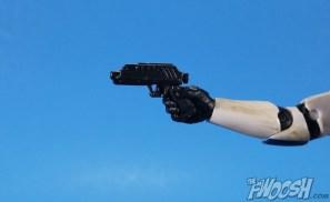 Hasbro Star Wars Black Series HasCon Exclusive Captain Rex Pistol 01