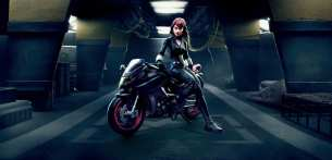 Marvel-Legends-6-Inch-Black-Widow-&-Motorcycle