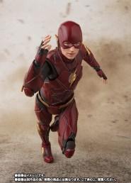 Bandai SH Figuarts Justice League Flash Promo 02