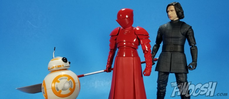 Bandai SH Figuarts Star Wars The Last Jedi Elite Praetorian Guard Action Figure