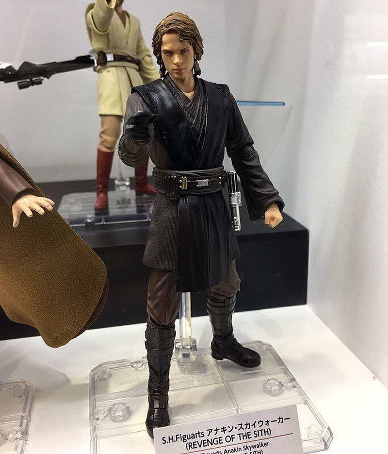 Tamashii Nations 2017 Sh Figuarts Star Wars Reveals The Fwoosh