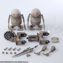 Square Enix BRING ARTS NieR Automata Machine Set Promo 11