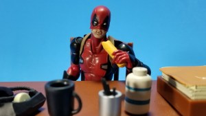 figma: Max Factory Deadpool DX Edition Video and Quick Pics