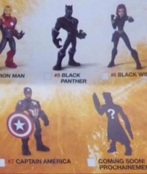 Disney ToyBox Marvel Wave 2 Tease