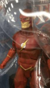 Mattel Signature Series DC Flash TV Found 03