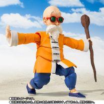 Tamashii Nations Bandai SH Figuarts Dragon Ball Master Roshi Promo 03