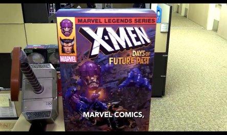 Toys R Us Leaked Image Marvel Legends Days of Future Past Set 01