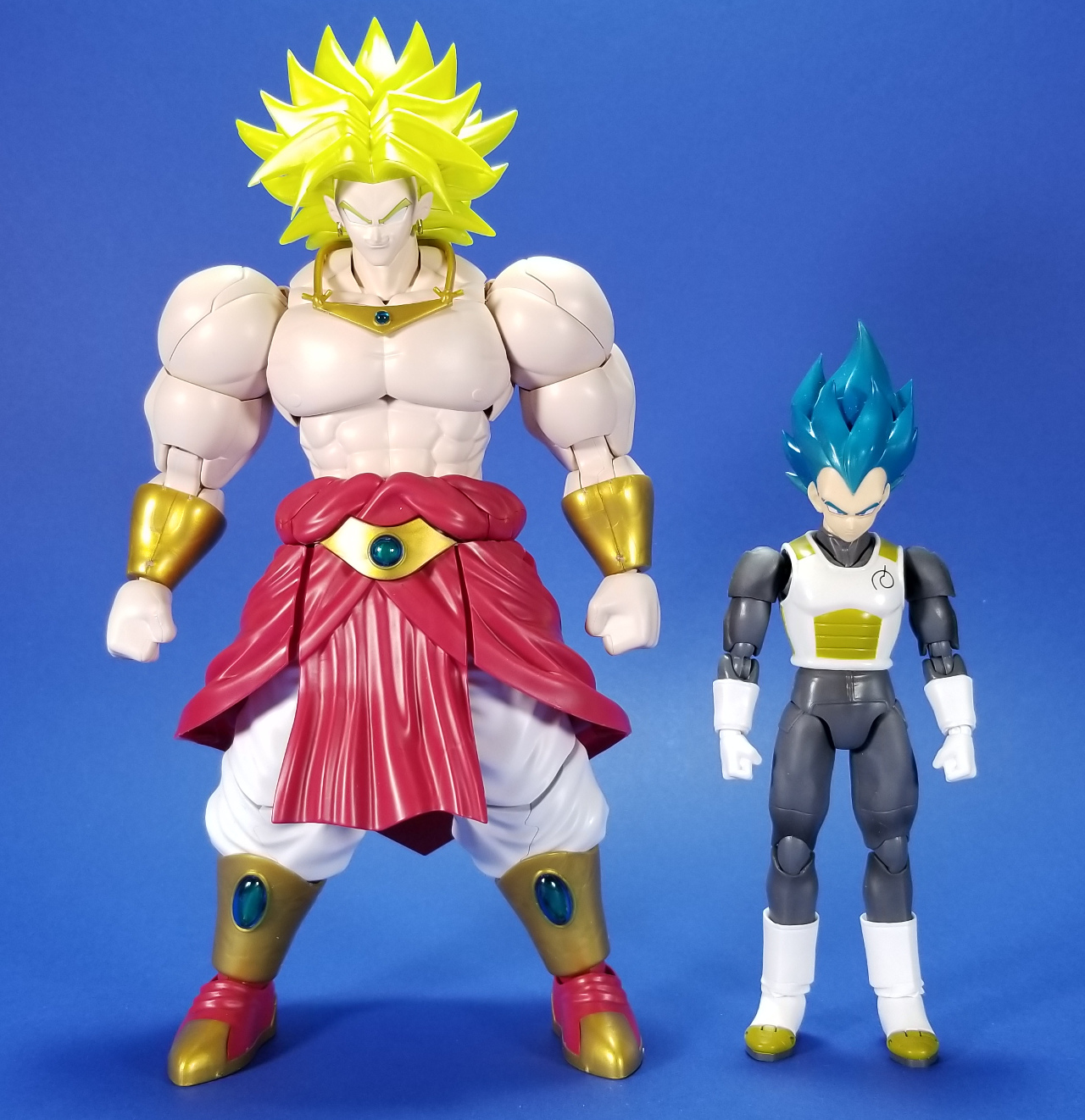 Figure Rise Standard SSGSS Son Goku Special Color Dragon Ball Super Broly