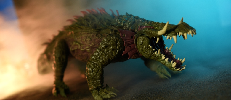 Lanard Toys has a line of toys for the upcoming Dwayne Johnson action  movie, Rampage. The film is based on an old video game where you play as a  trio of ...