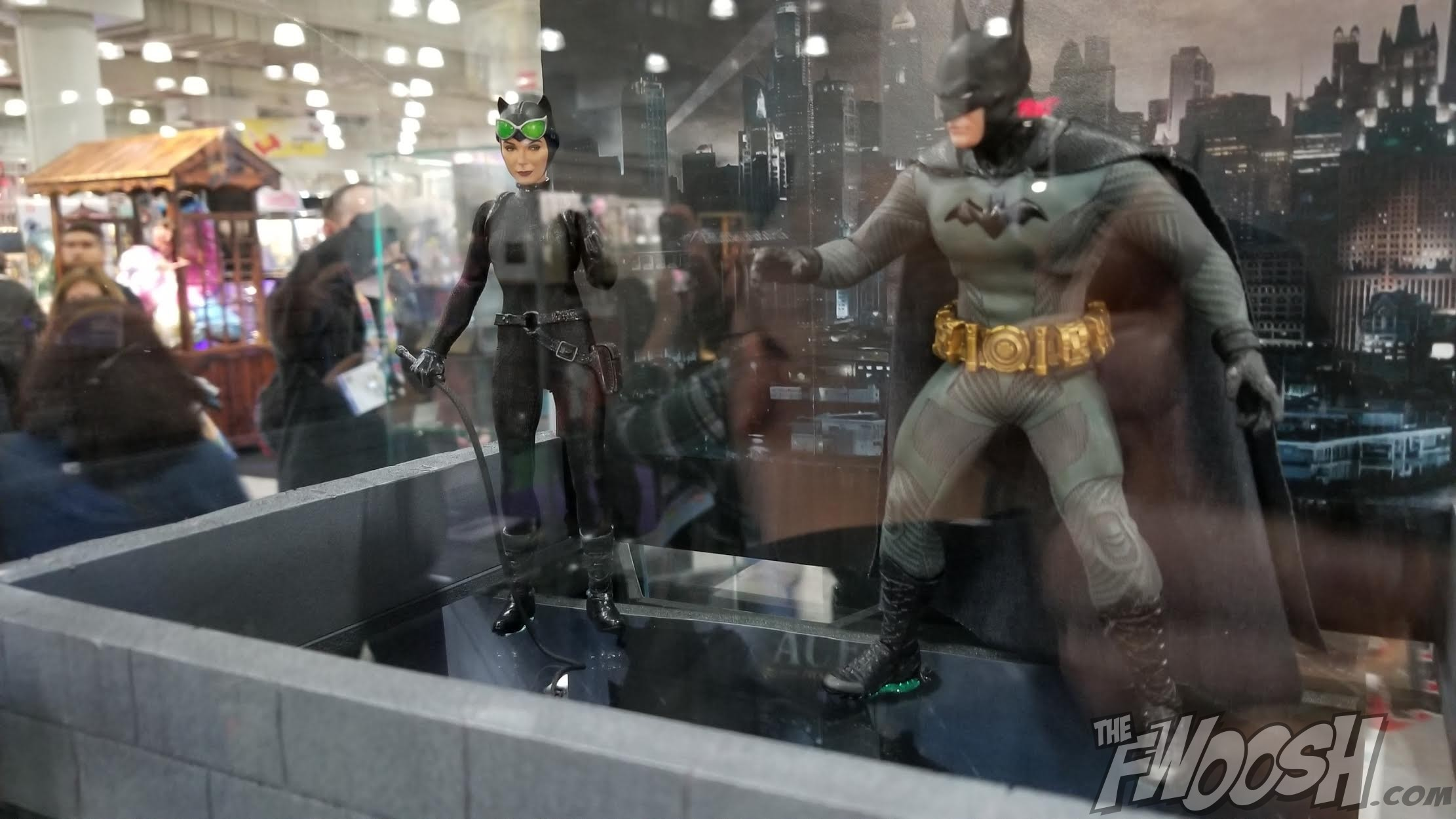 new york toy fair 2018 mezco reactions the fwoosh