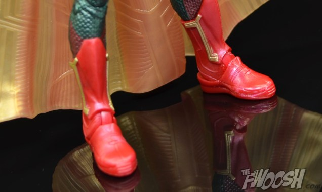 Hasbro-Marvel-Legends-Toys-R-Us-Avengers-Pack-Review-Vision-boots