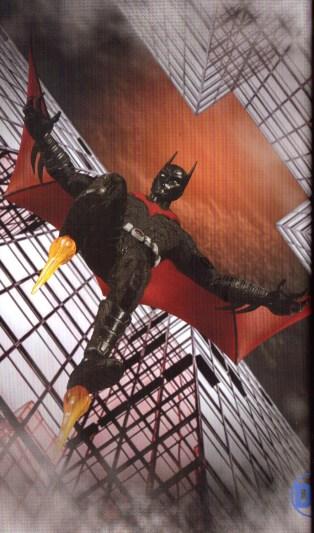 Mezco Toy Fair Catalog One12 Collective Batman Beyond 01