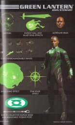 Mezco Toy Fair Catalog One12 Collective Green Lantern 02