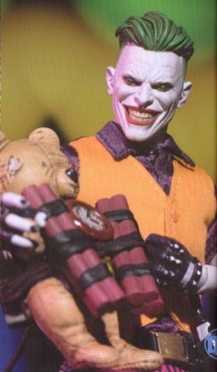 Mezco Toy Fair Catalog One12 Collective Joker 01