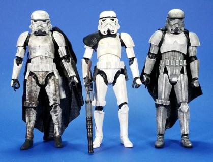 Bandai Tamashii Nations SH Figuarts Solo Mimban Stormtrooper Comparison 04
