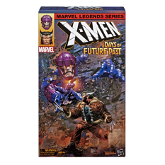 MARVEL DAYS OF FUTURE PAST LEGENDS SERIES EXCLUSIVE (Sentinel and Wolverine) - in pkg1