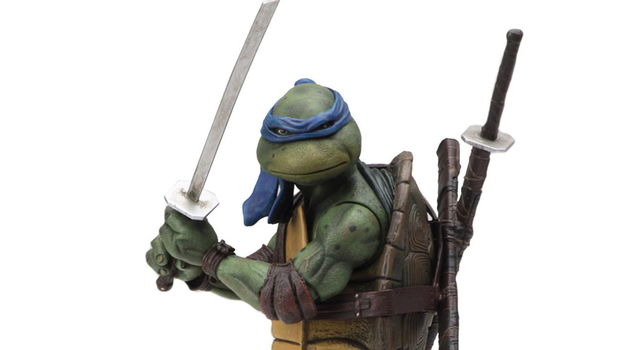 Neca 1990 Teenage Mutant Ninja Turtles Pre Order At Gamestop The