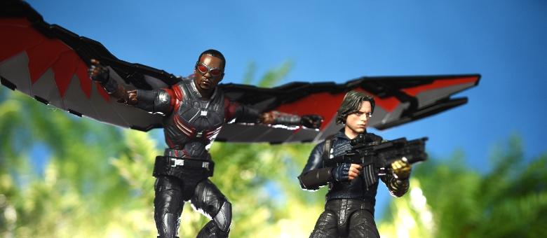 Winter Soldier-Marvel Legends Infinity War Issue Avengers Bucky
