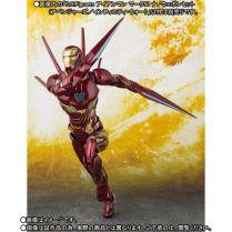 Bandai SH Figuarts Avengers Infinity War Iron Man Mark 50 Nano Weapons Edition Promo 07