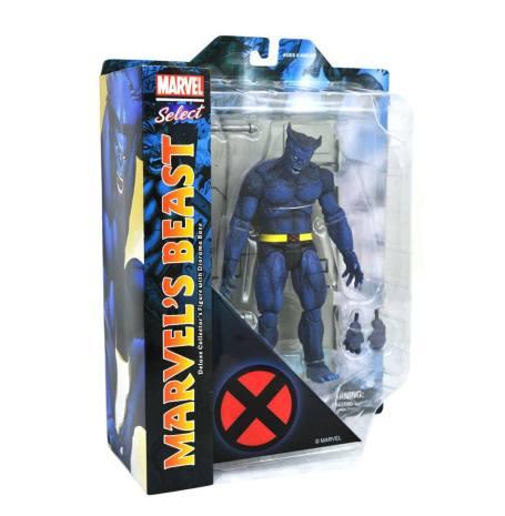 Diamond Select Marvel Select Beast Package 01