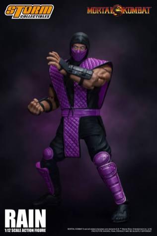 Storm Collectibles NTCC Exclusive Mortal Kombat Rain Promo 04