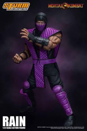 Storm Collectibles NTCC Exclusive Mortal Kombat Rain Promo 05