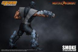 Storm Collectibles NTCC Exclusive Mortal Kombat Smoke Promo 06