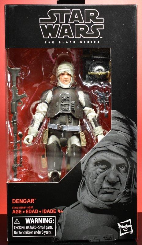 Star Wars The Black Series 6-inch Dengar Figure Hasbro E1215