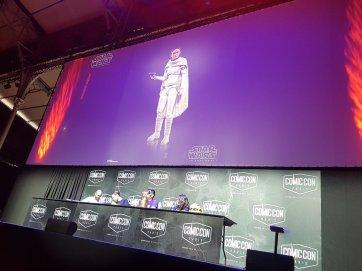Hasbro Star Wars Black Series Padme Reveal Paris Comic Con 01
