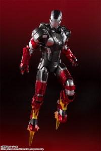 Bandai Spirits Tamashii Nations SH Figuarts Marvel Iron Man MKXXII 22 Hot Rod Promo 03