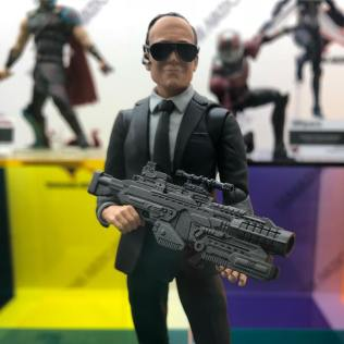 Bandai Tamashii Nations Tokyo Comic Con 2018 Instamashii SH Figuarts Avengers Agent Coulson 02