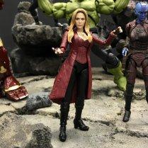 Bandai Tamashii Nations Tokyo Comic Con 2018 SH Figuarts Avengers Infinity War Scarlet Witch 01