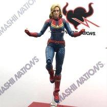 Bandai Tamashii Nations Tokyo Comic Con 2018 SH Figuarts Captain Marvel 01