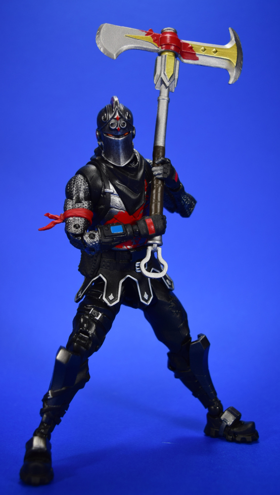 Mcfarlane Toys Fortnite Black Knight And Raptor Video Review And